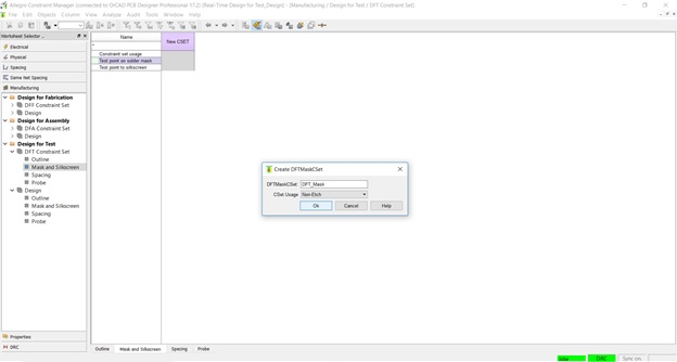 Quick Tutorial: Real-Time Design for Test (DFT)   EMA Design Automation