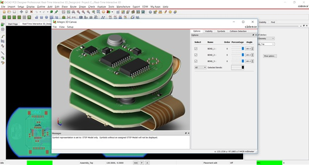Quick Tutorial: Real-Time Interactive 3D   EMA Design Automation